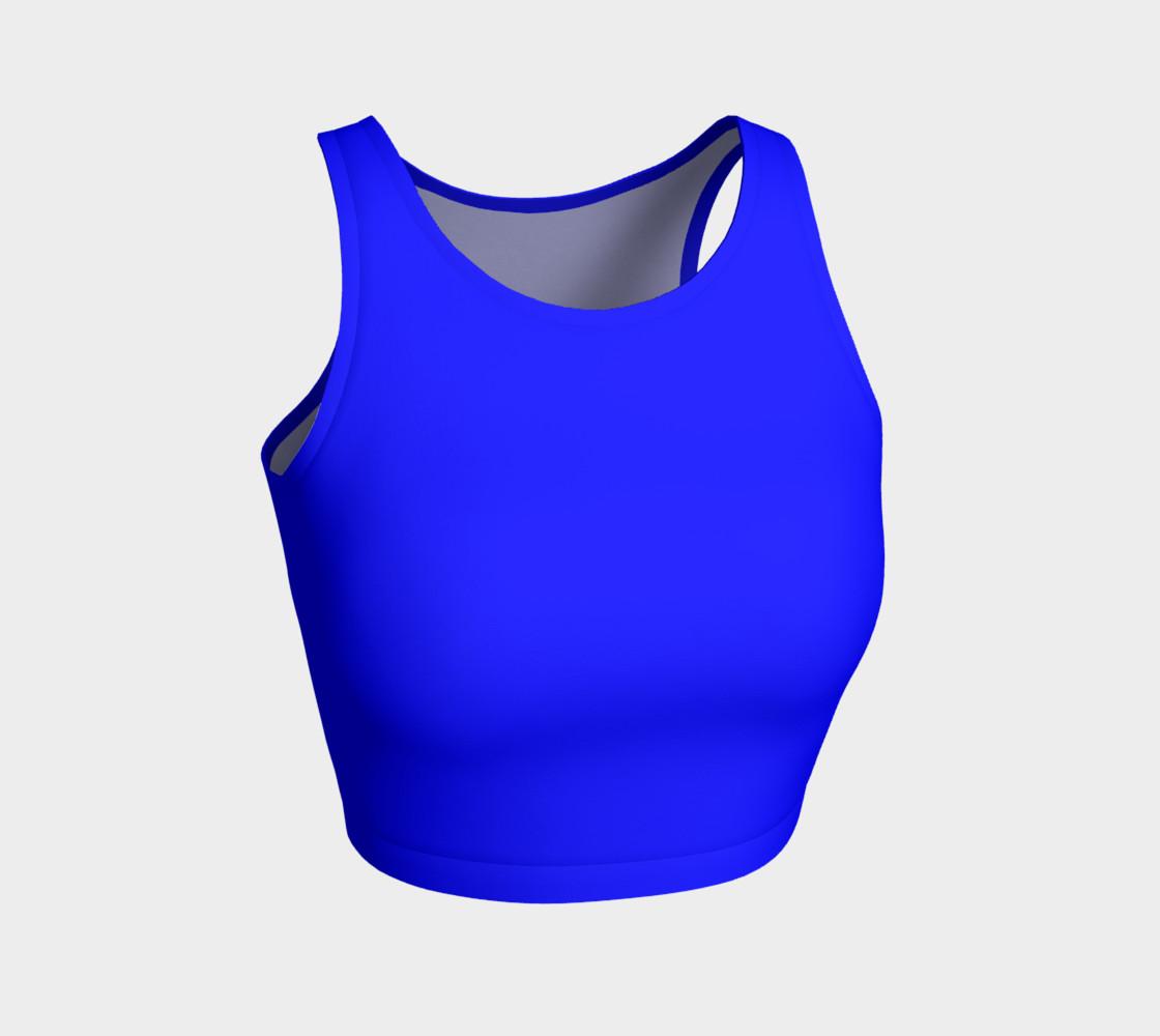 Aperçu de Solid Blue #1