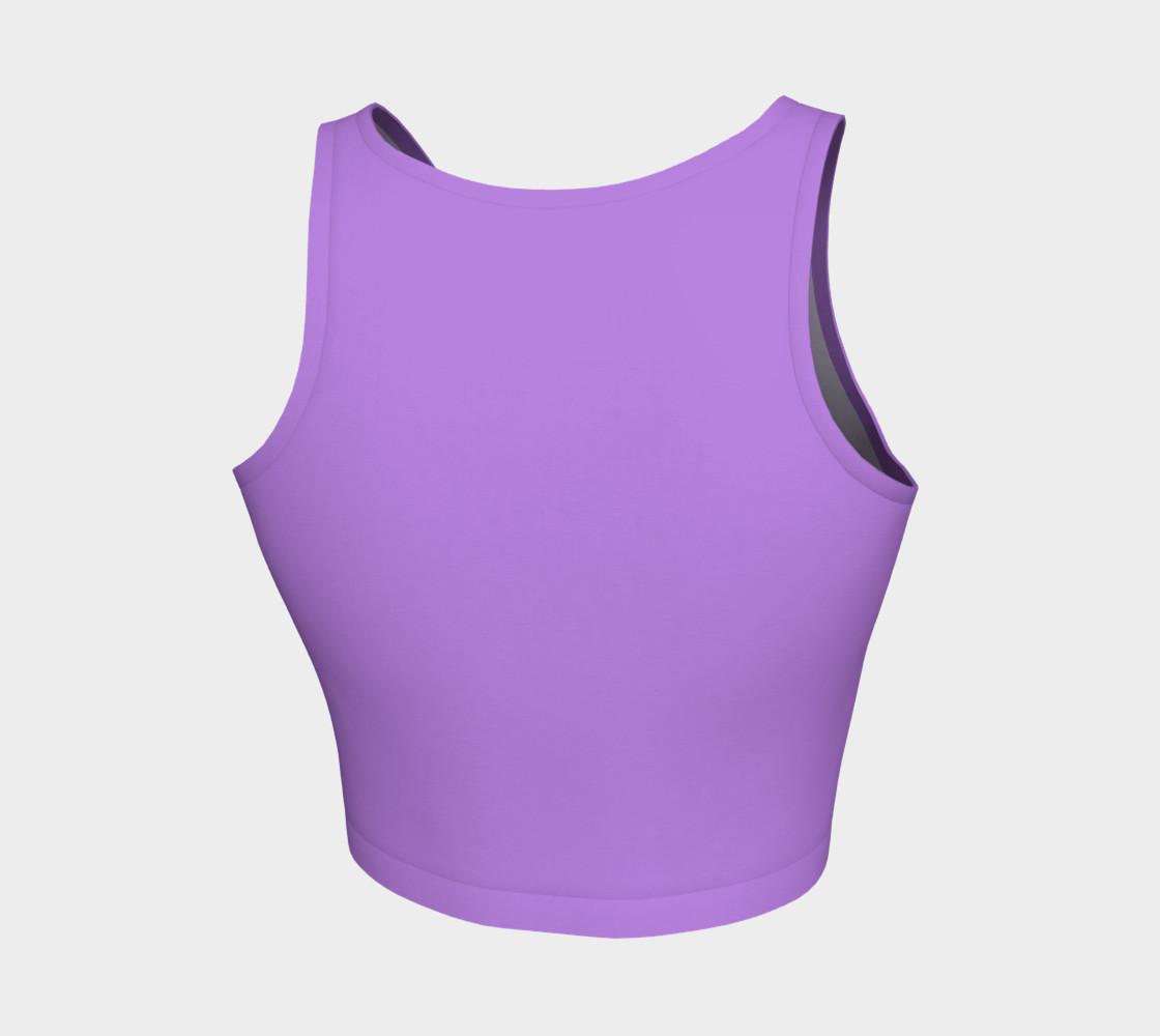 Aperçu de Solid Lavender Purple #2