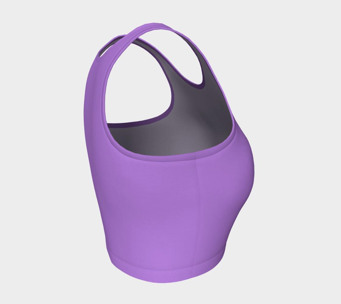 Aperçu de Solid Lavender Purple #4