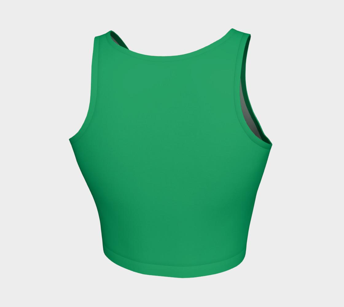 Aperçu de Solid Shamrock Green #2