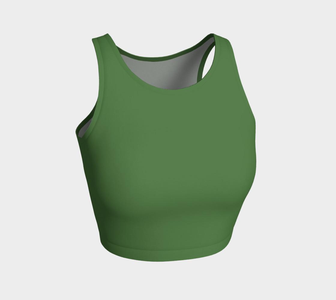 Aperçu de Solid Fern Green #1