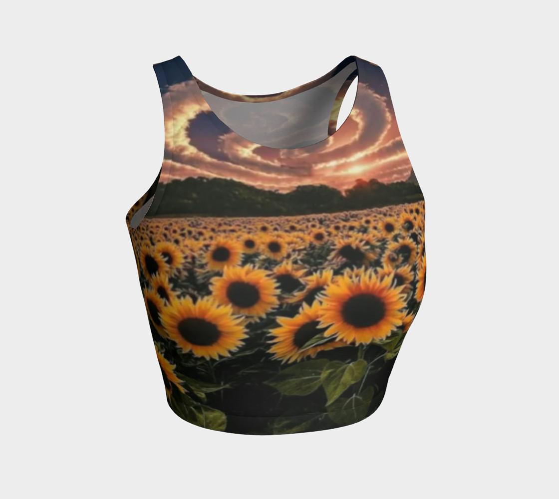 sunflower sky preview #1