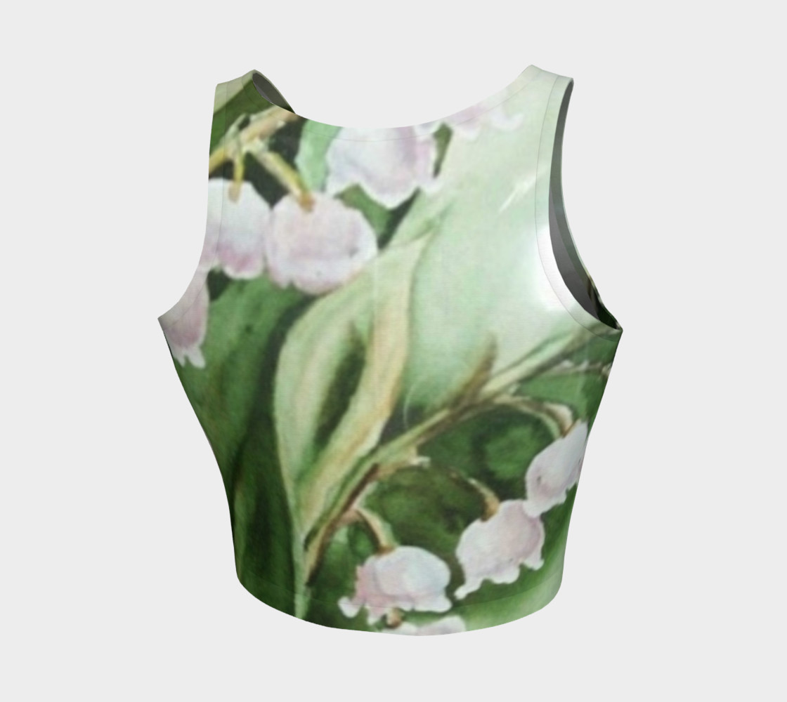 LILY OF THE VALLEY in WATERCOLOR preview #2