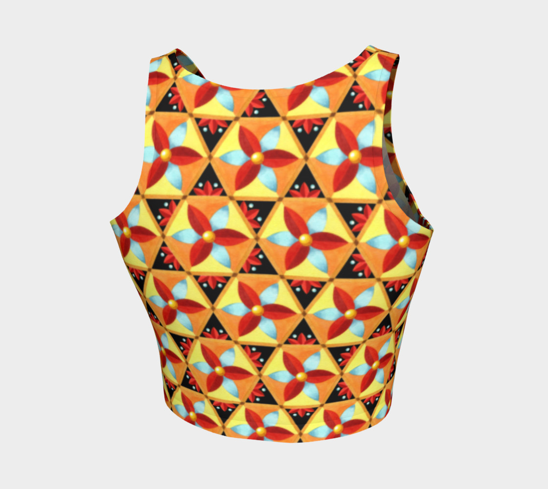 Aperçu de Boho Hexagons #2