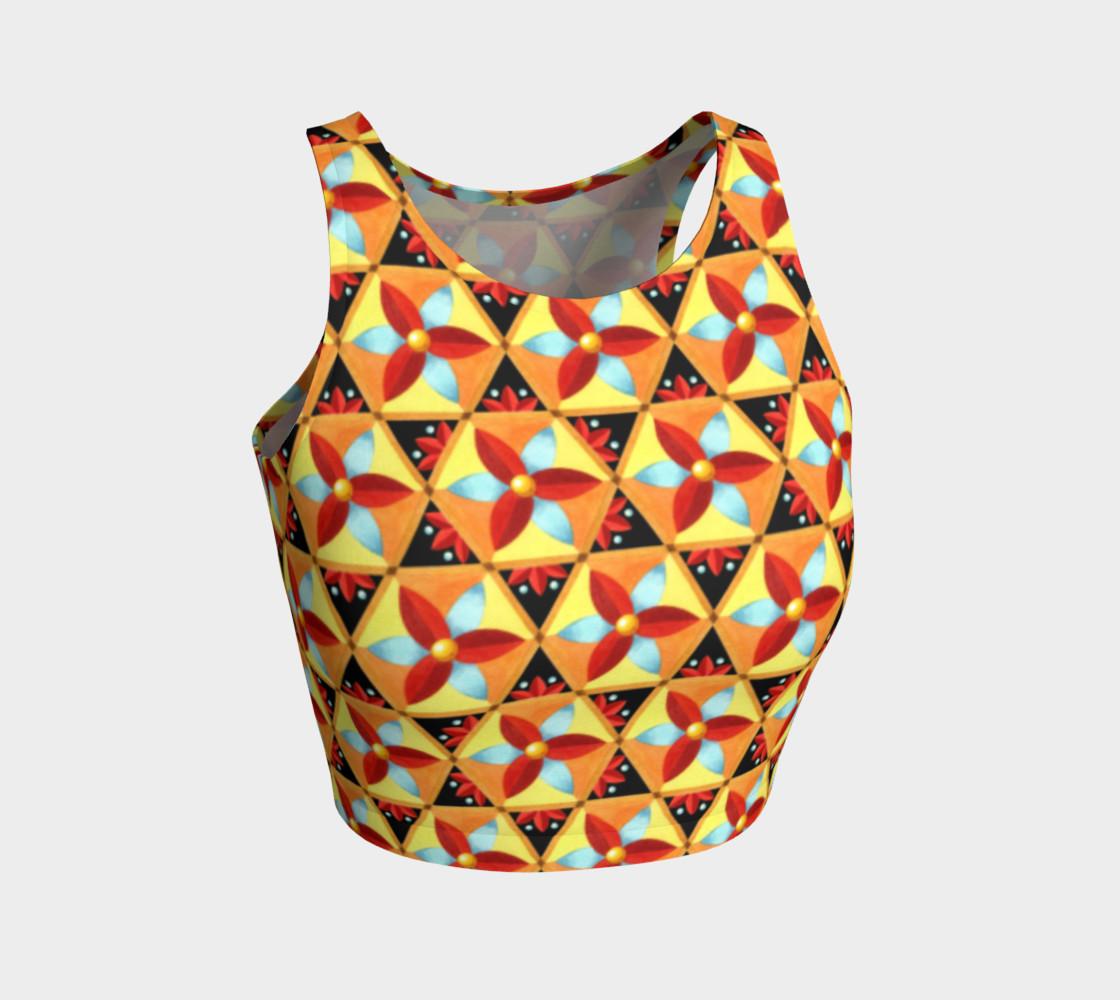 Aperçu de Boho Hexagons #1
