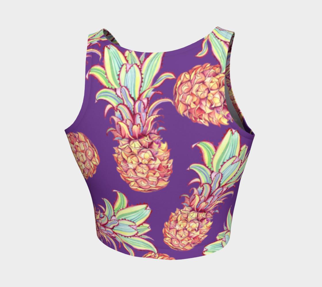 Pineapple Crop Top  preview #2