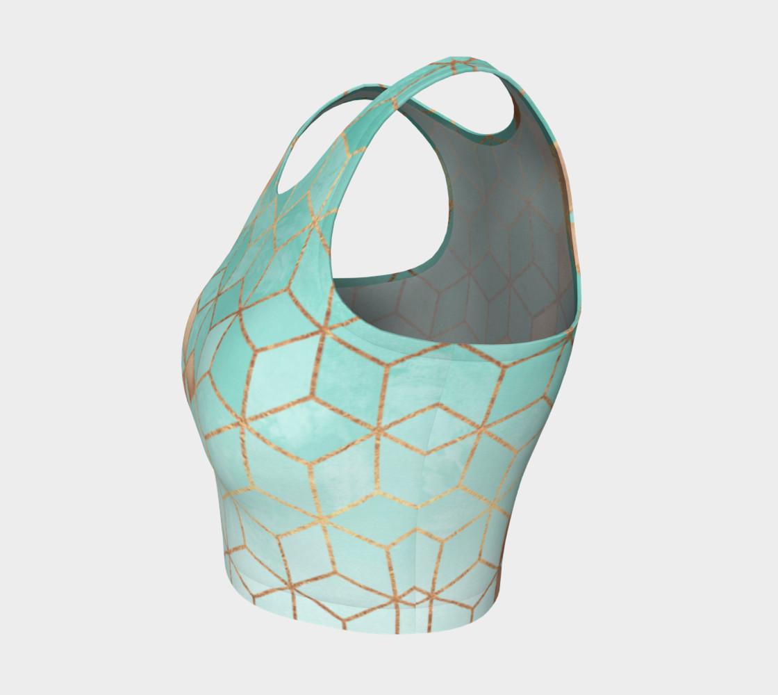 Soft Gradient Aquamarine preview #3