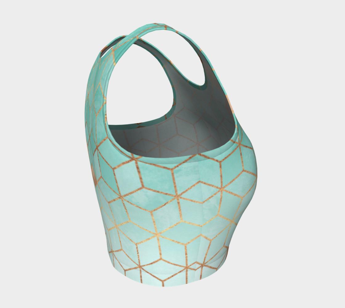 Soft Gradient Aquamarine preview #4