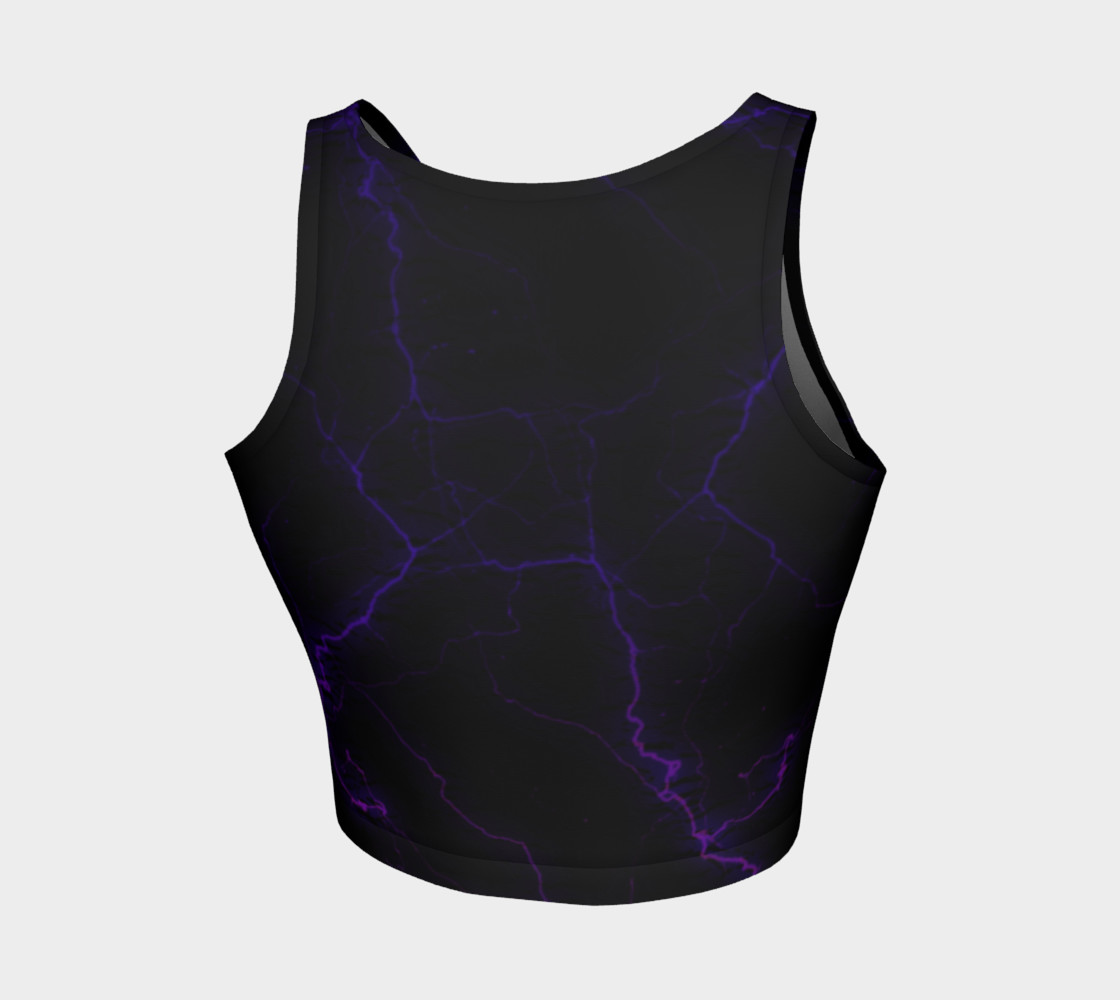 Ying Yang Electric Purple preview #2