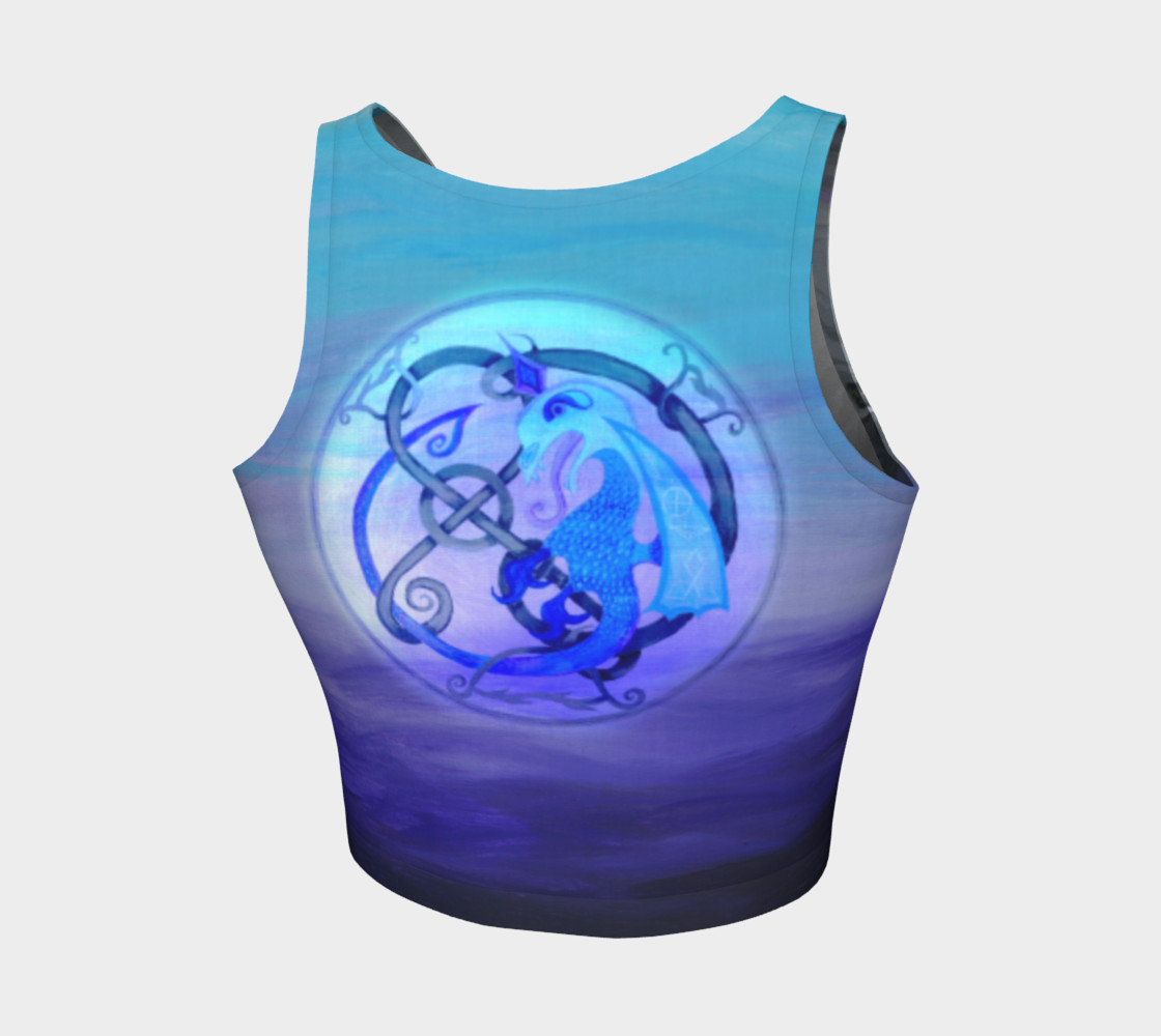 Viking Athletic Crop Top preview #2
