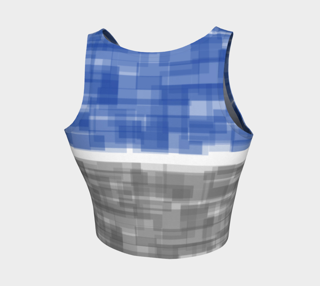 plima athletic crop top preview #2