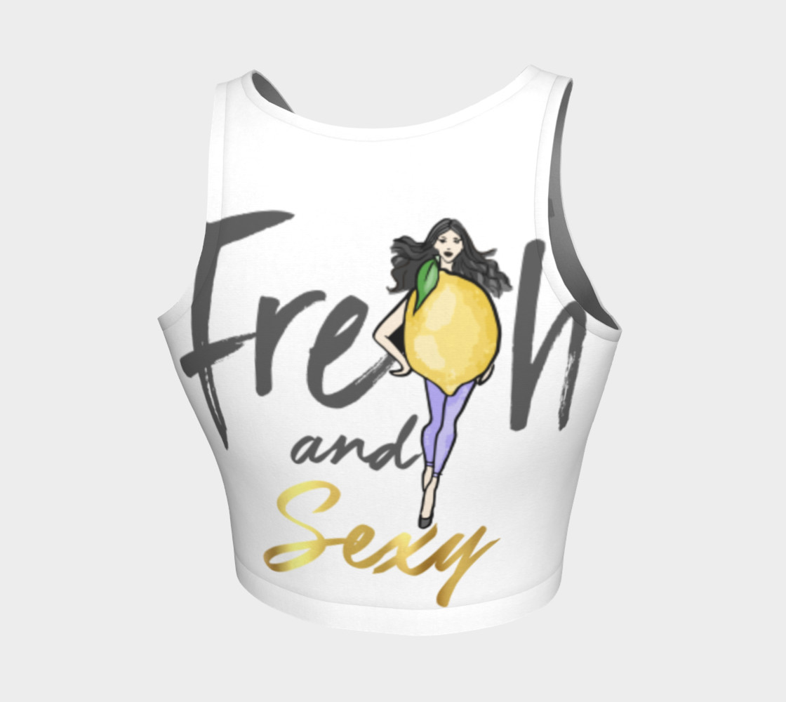 Aperçu de Fresh & Sexy (Lemon Body Shape) #2