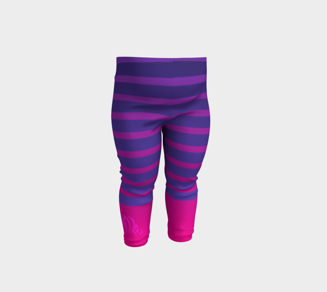 Baby Cheshire Leggings preview #1