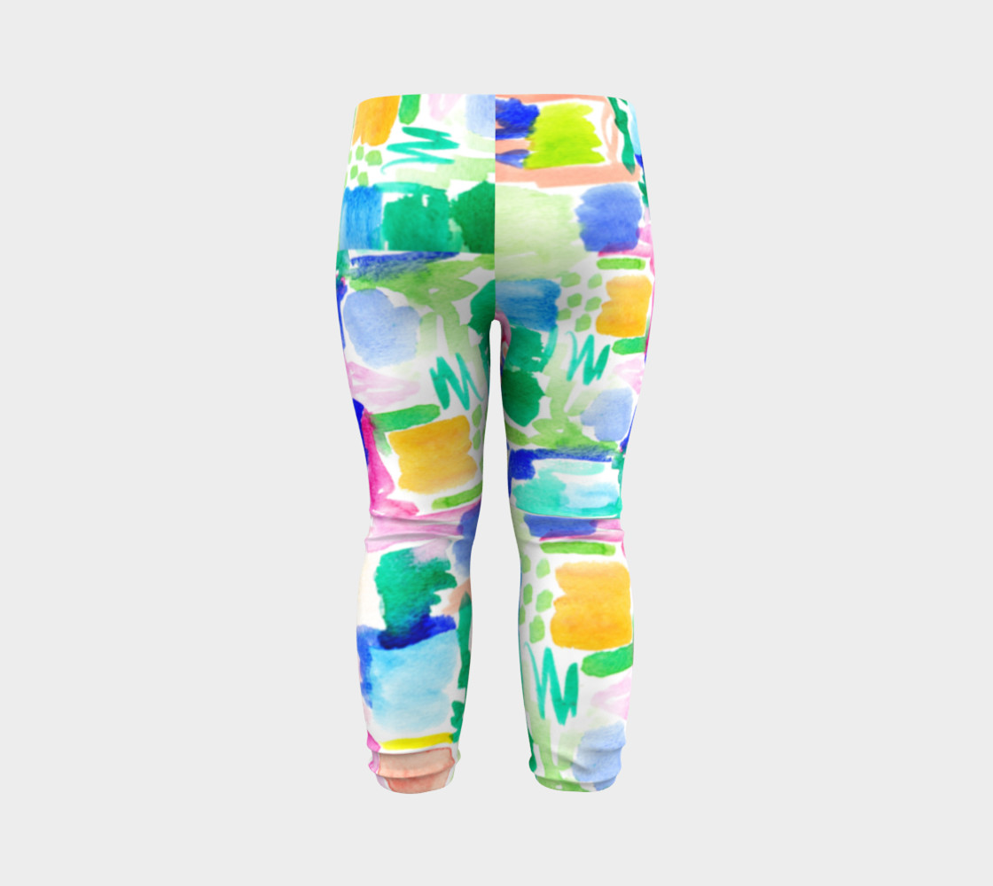 Summer Day- Baby Leggings preview #7