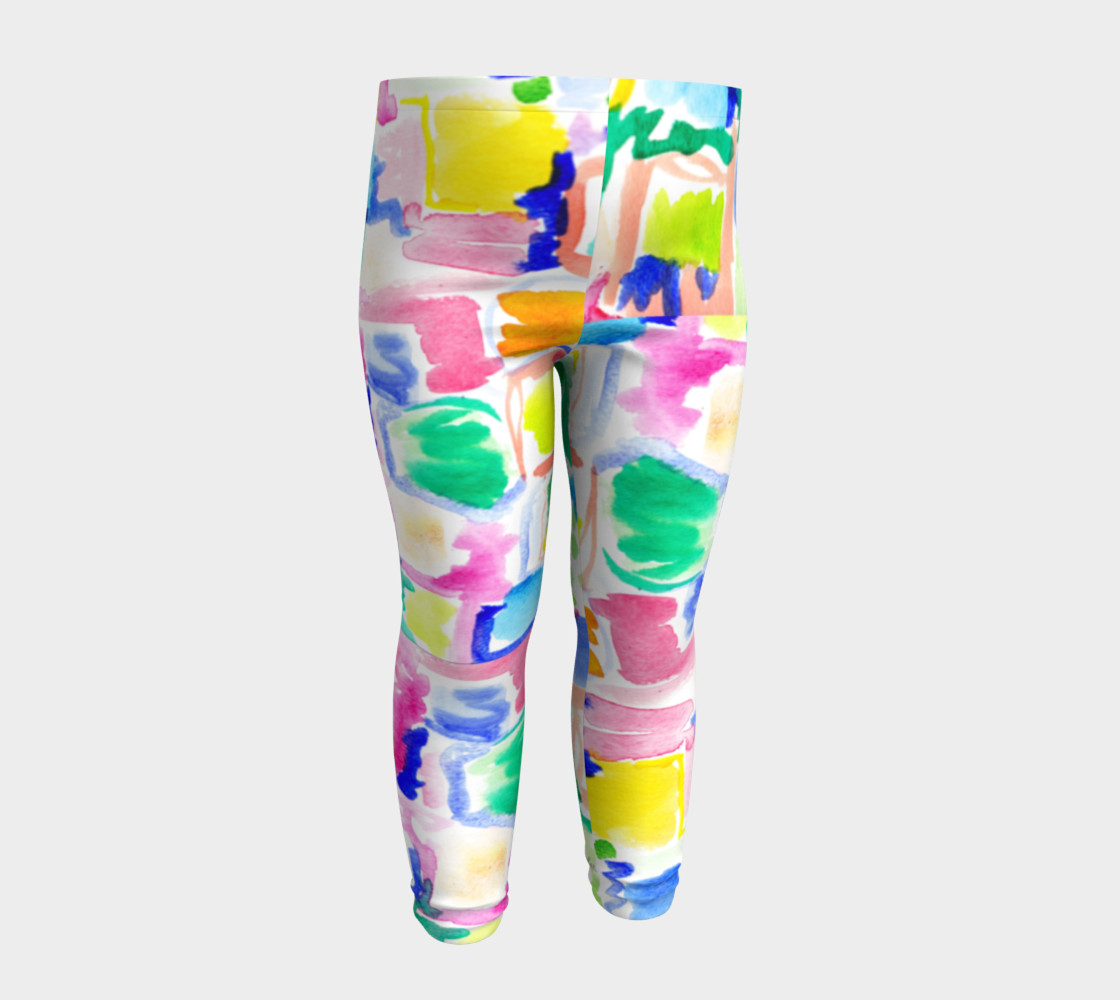 Summer Day- Baby Leggings preview #4