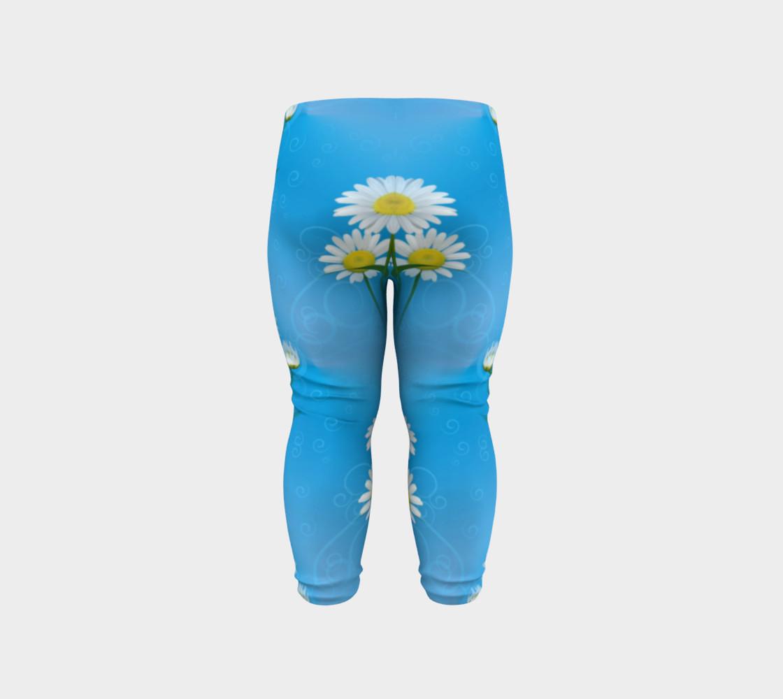 Aperçu de blue daisy #6