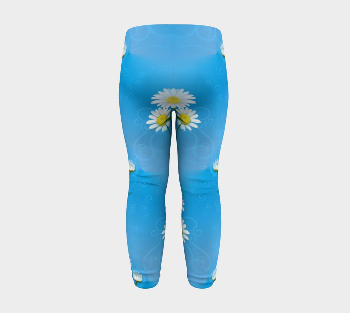 Aperçu de blue daisy #8