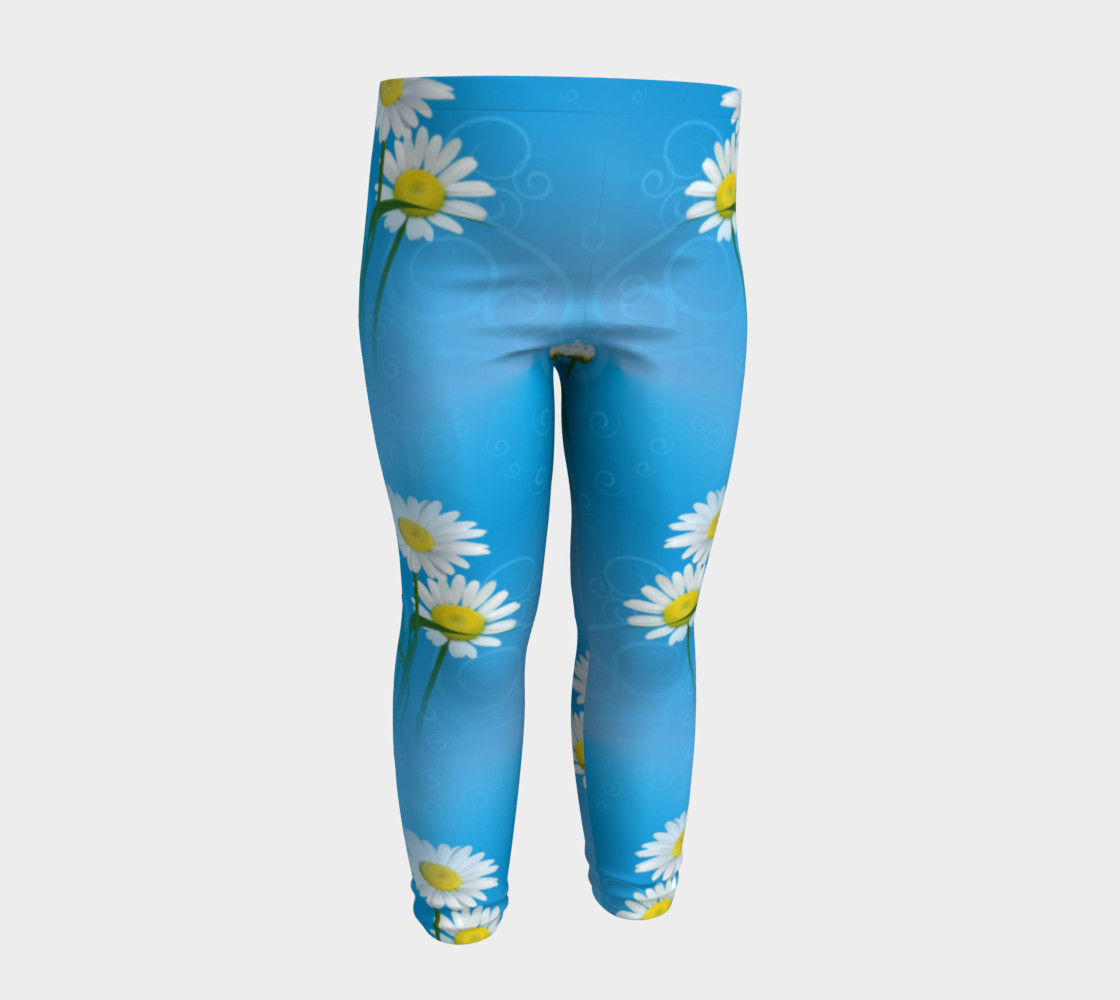 Aperçu de blue daisy #4