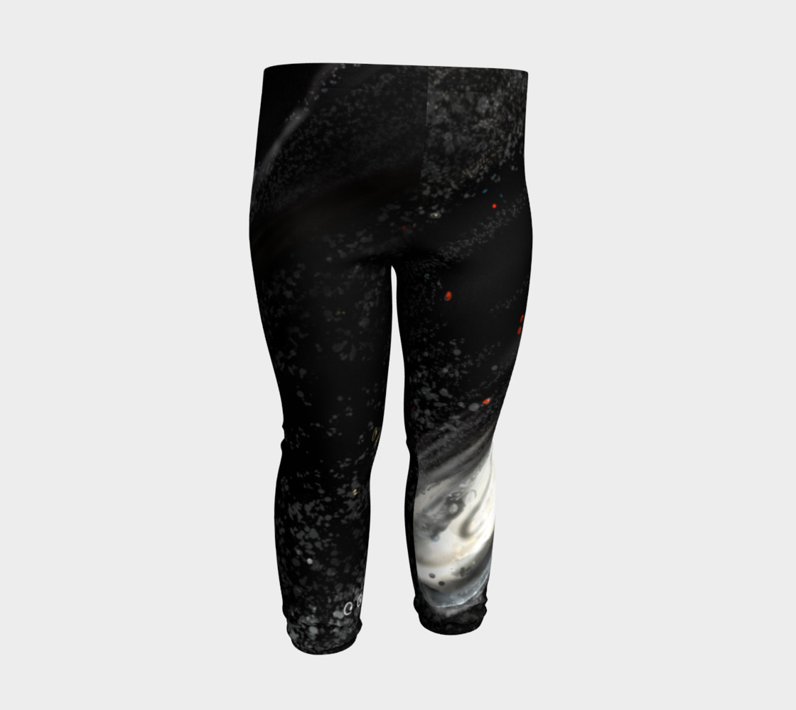 Tadpole Galaxy Baby-leggings preview #3