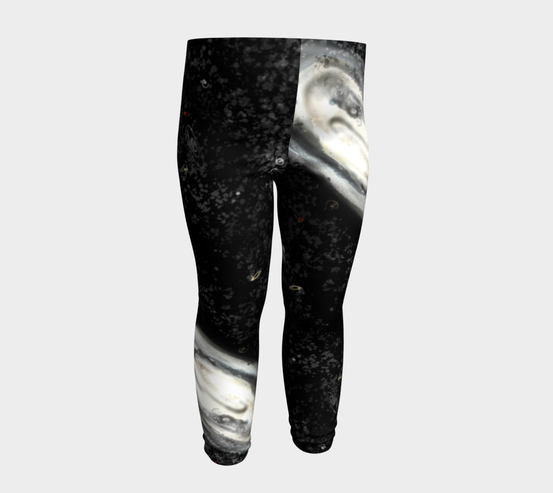 Tadpole Galaxy Baby-leggings preview #4