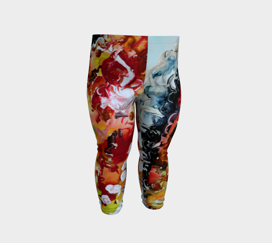 Abalone baby-leggings preview #2