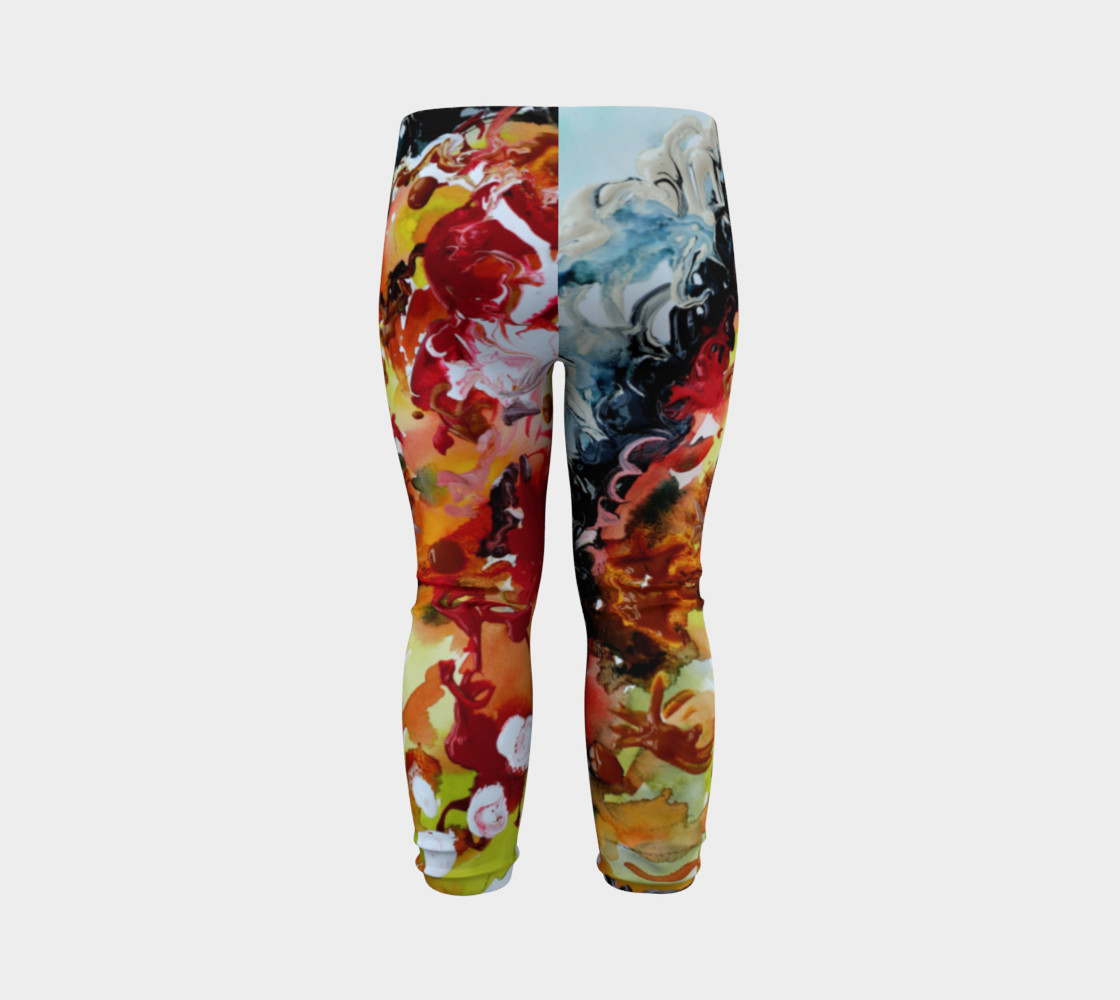 Abalone baby-leggings preview #7
