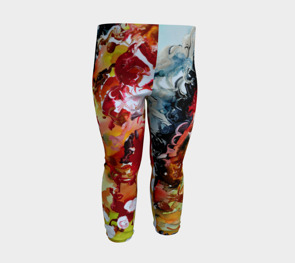 Abalone baby-leggings preview #3
