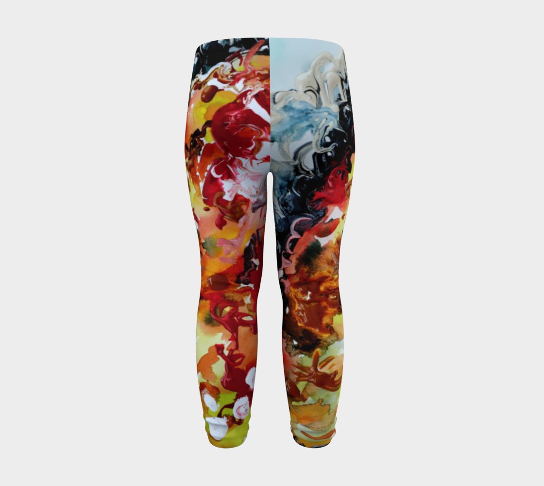 Abalone baby-leggings preview #8