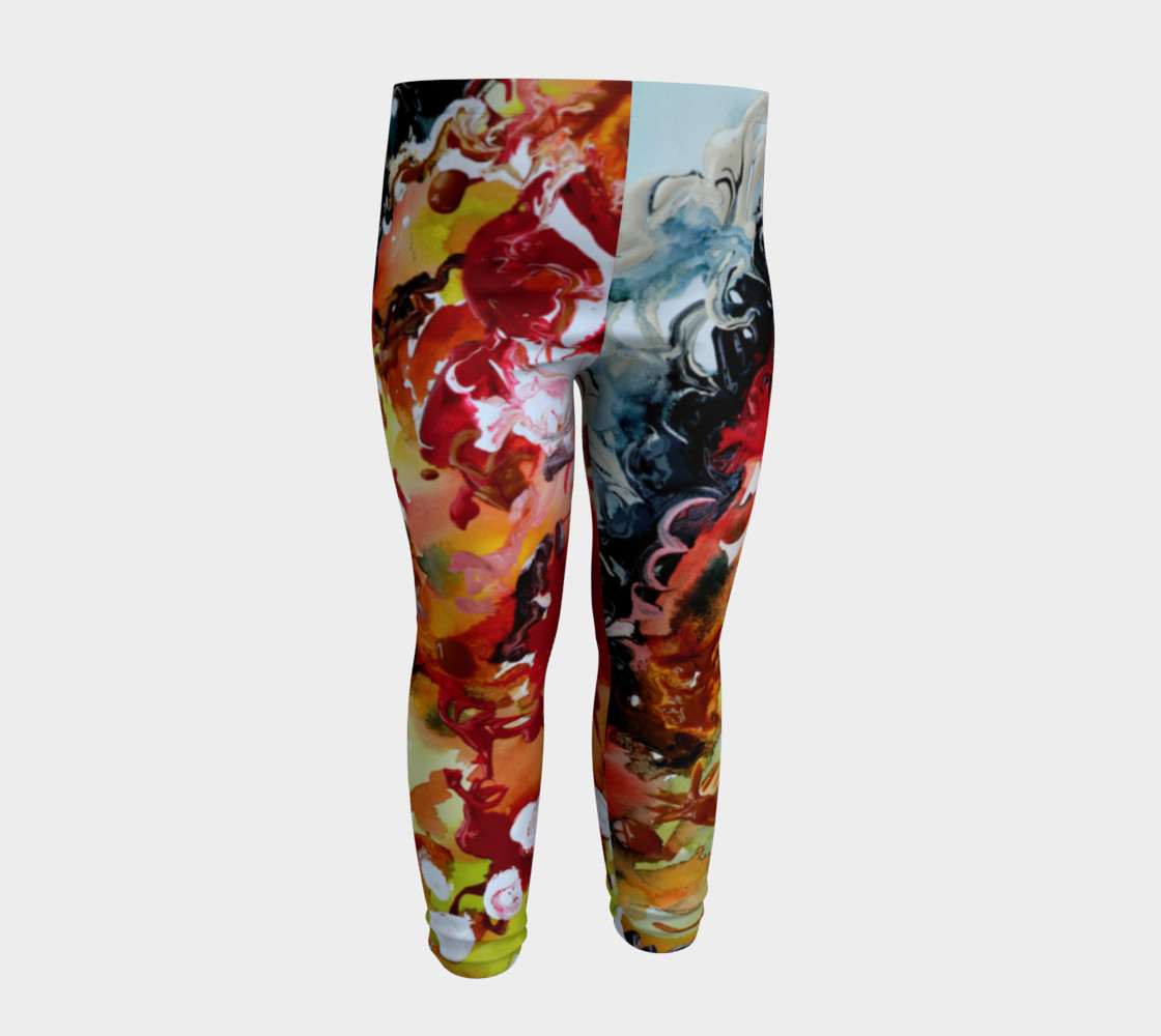 Abalone baby-leggings preview #4