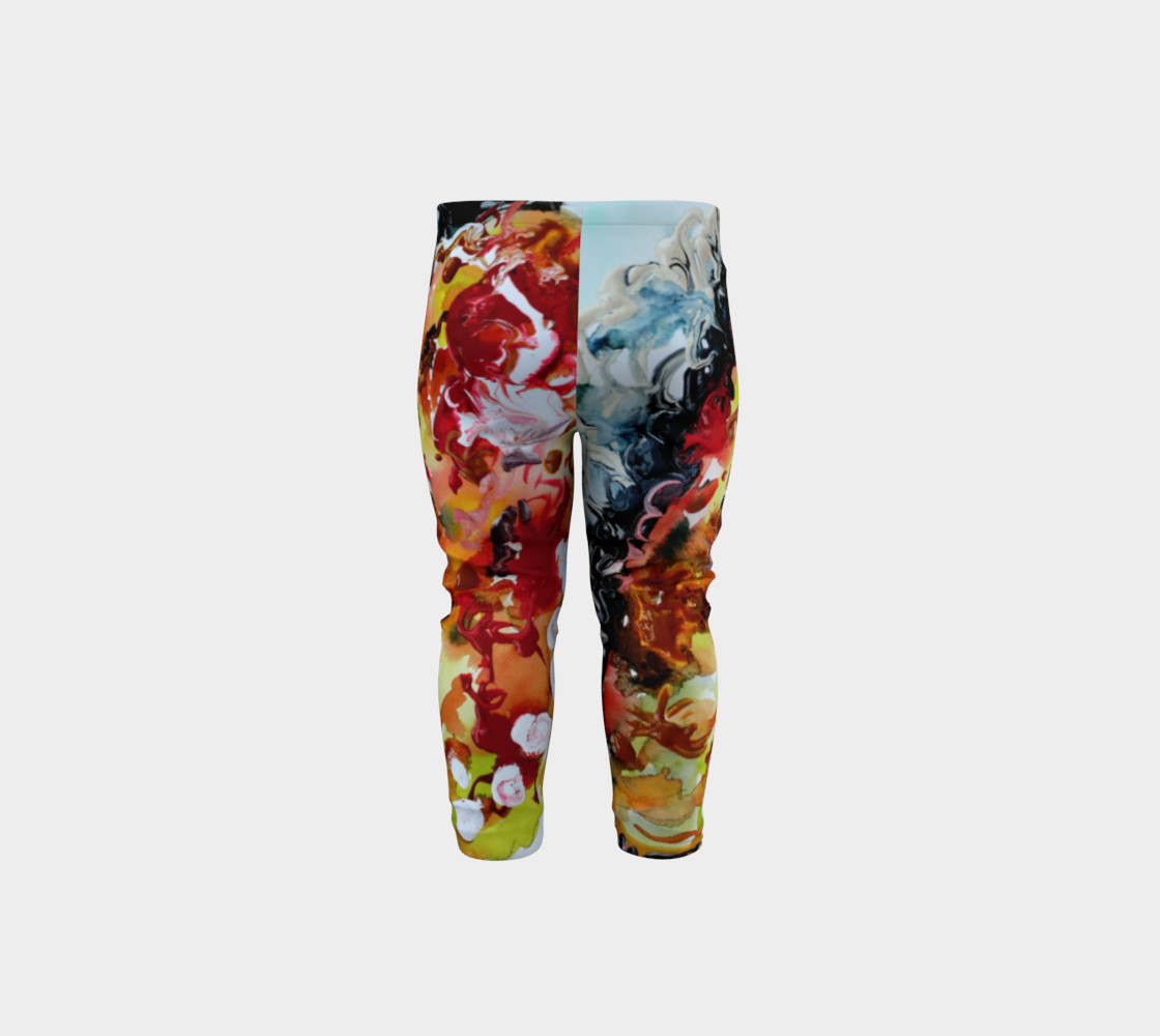 Abalone baby-leggings preview #5