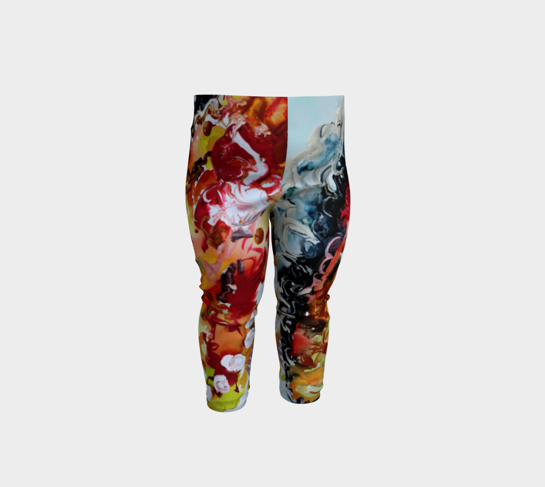 Abalone baby-leggings preview #1
