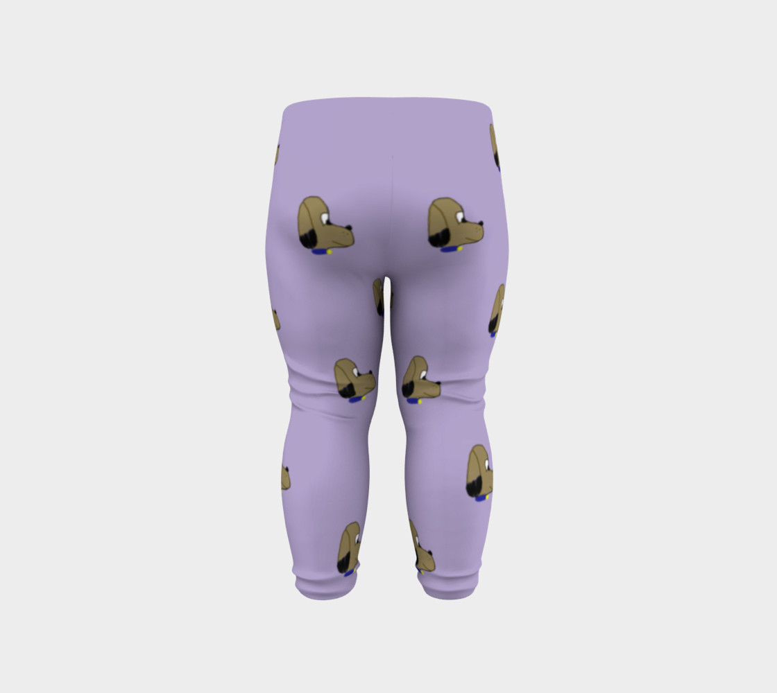 Puppy Baby Leggings preview #6