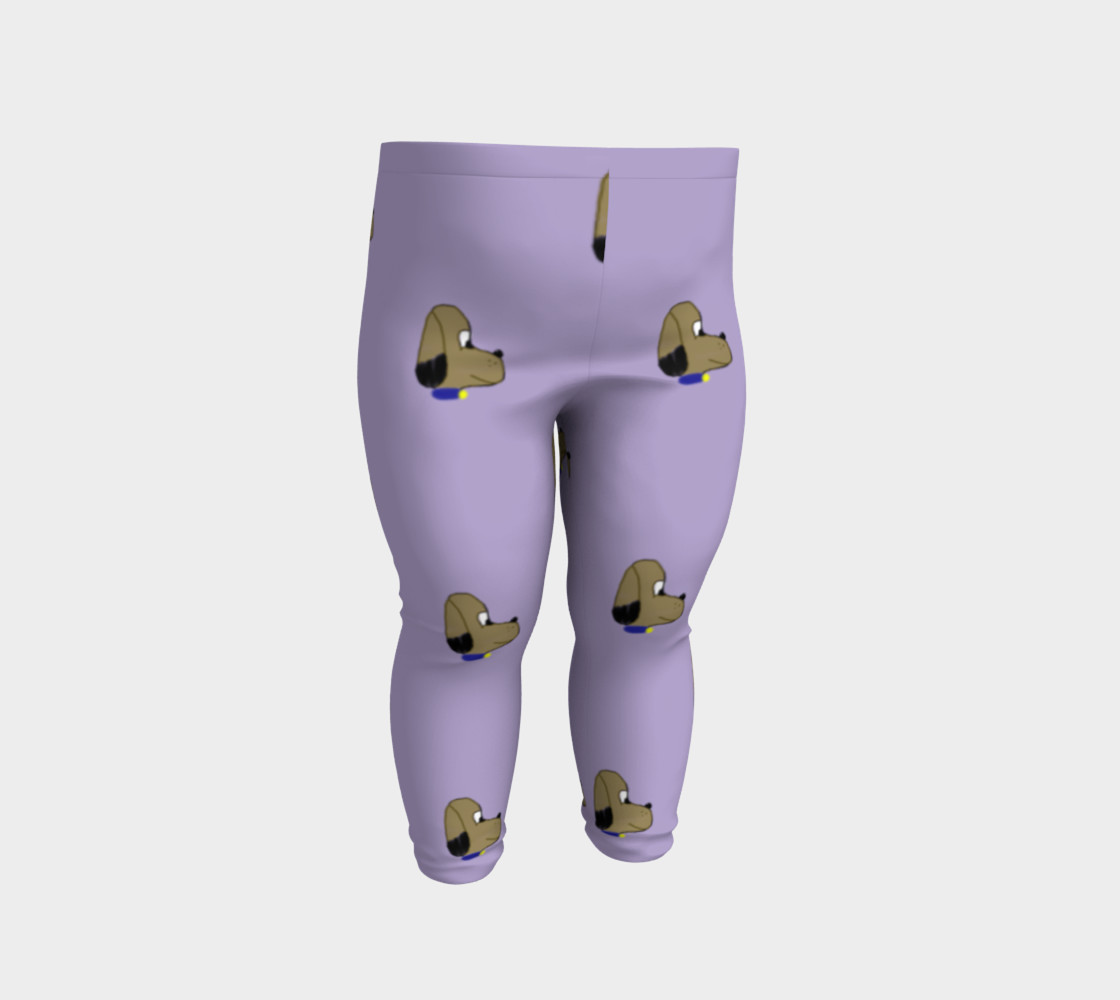 Puppy Baby Leggings preview #2