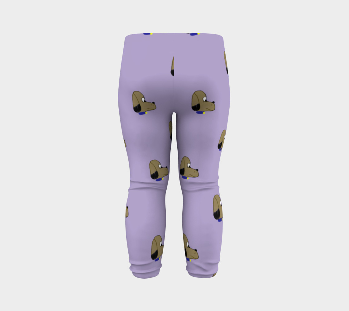 Puppy Baby Leggings preview #7