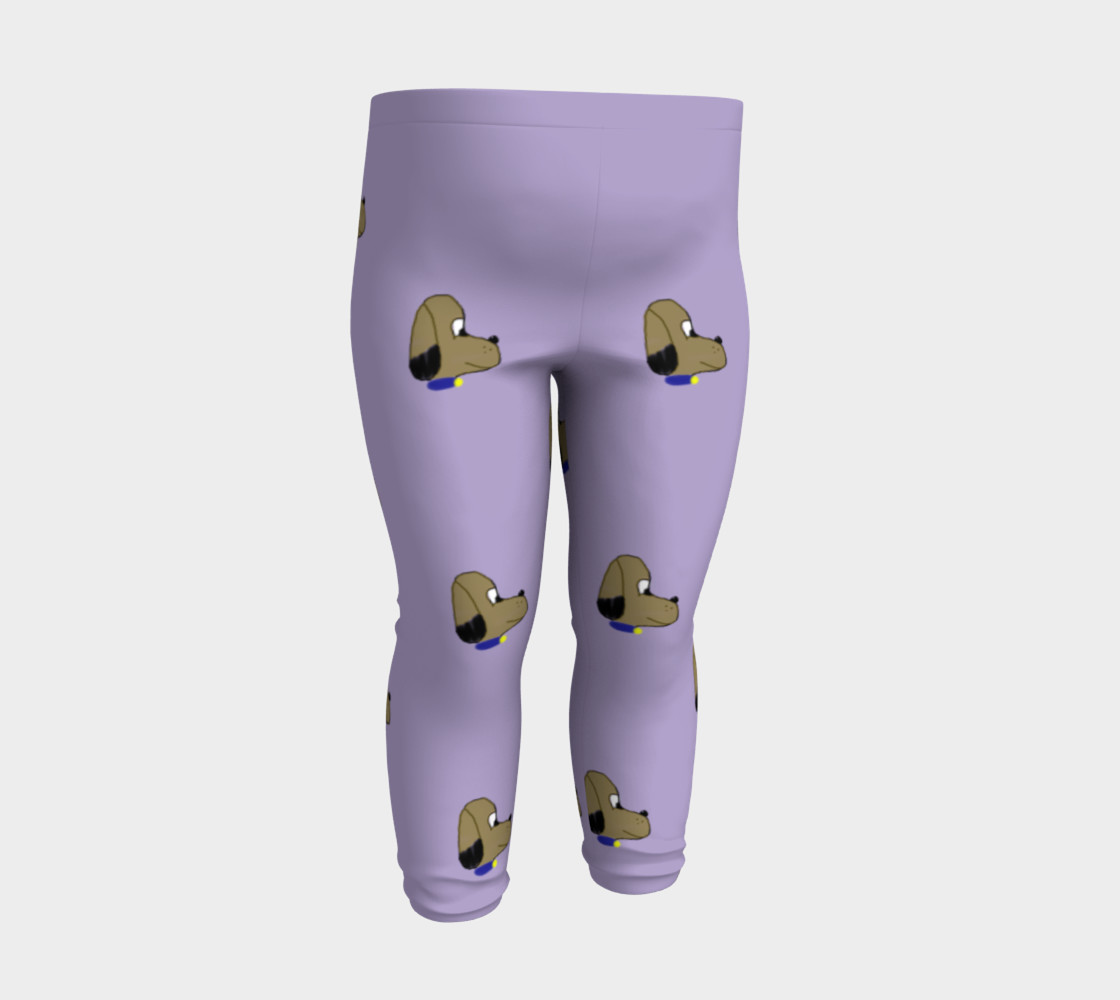 Puppy Baby Leggings preview #3