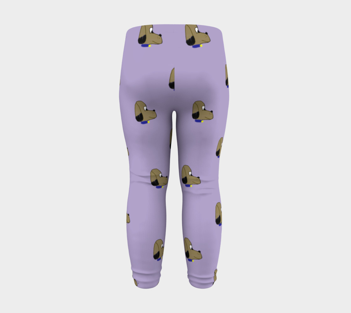 Puppy Baby Leggings preview #8
