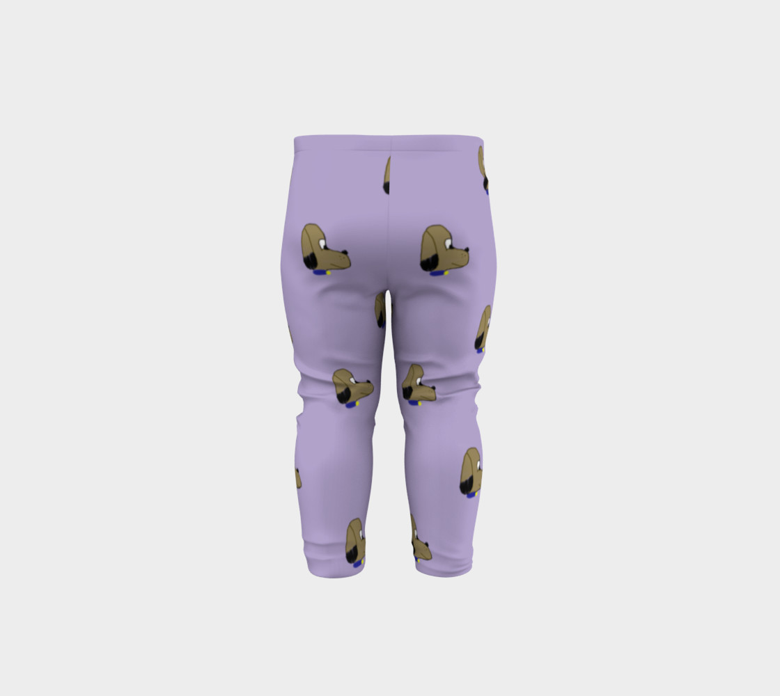 Puppy Baby Leggings preview #5