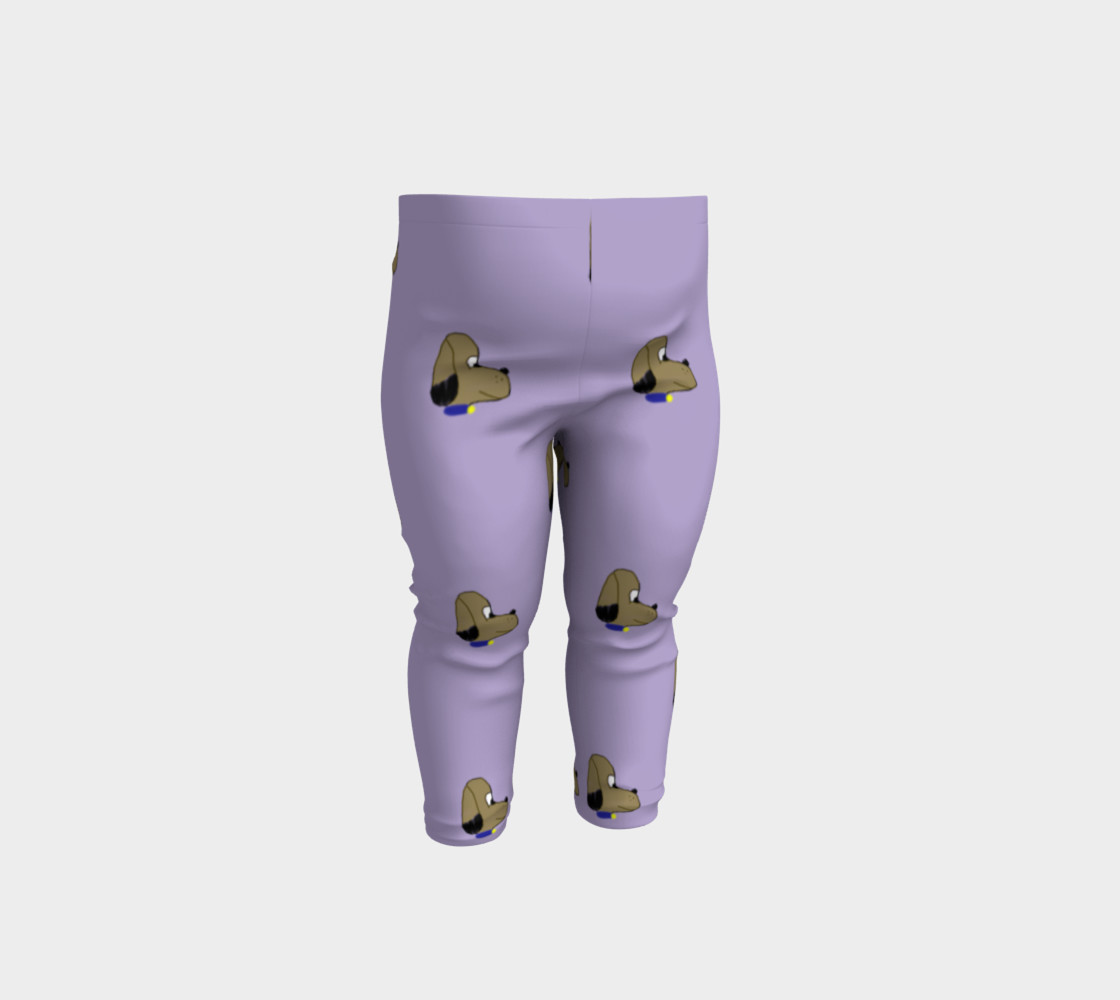 Puppy Baby Leggings preview #1