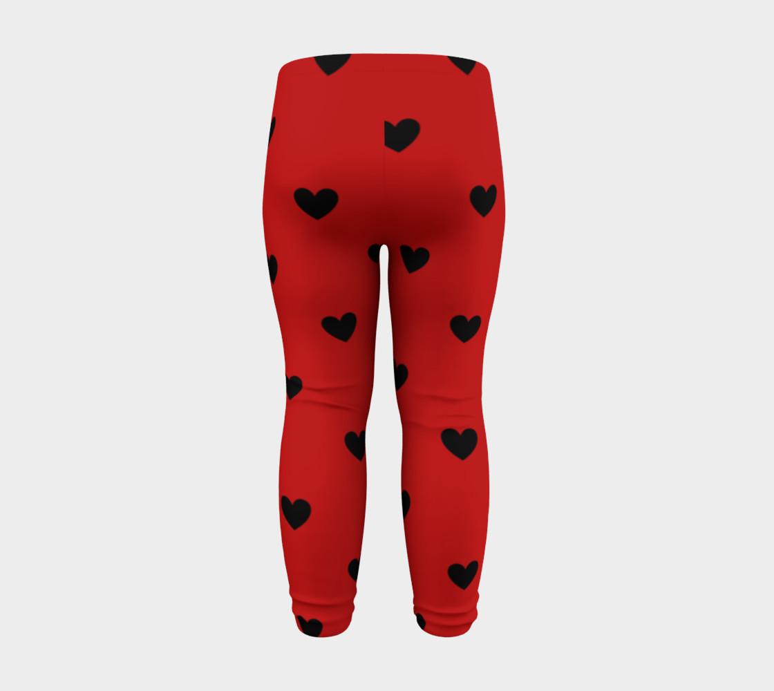 Love Bug- baby leggings preview #8