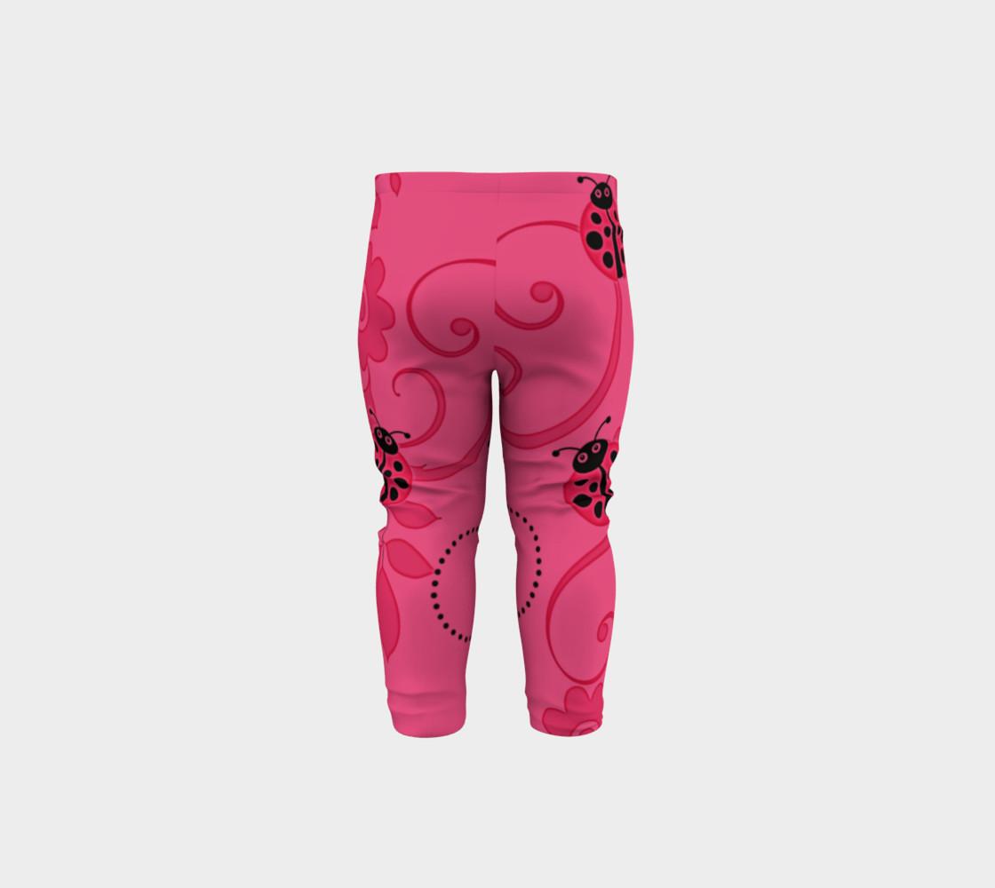 Aperçu de Pink Ladybug #5