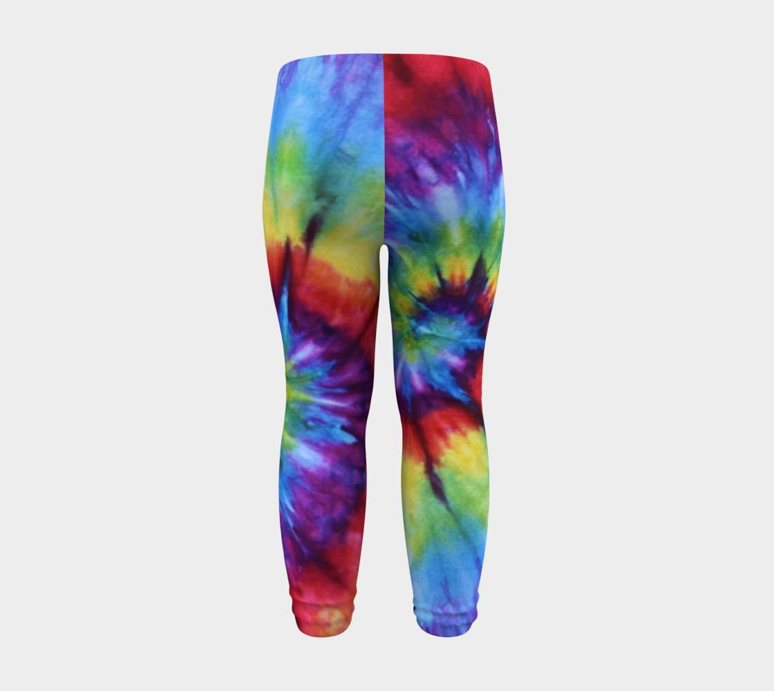 Rainbow Baby Leggings preview #8