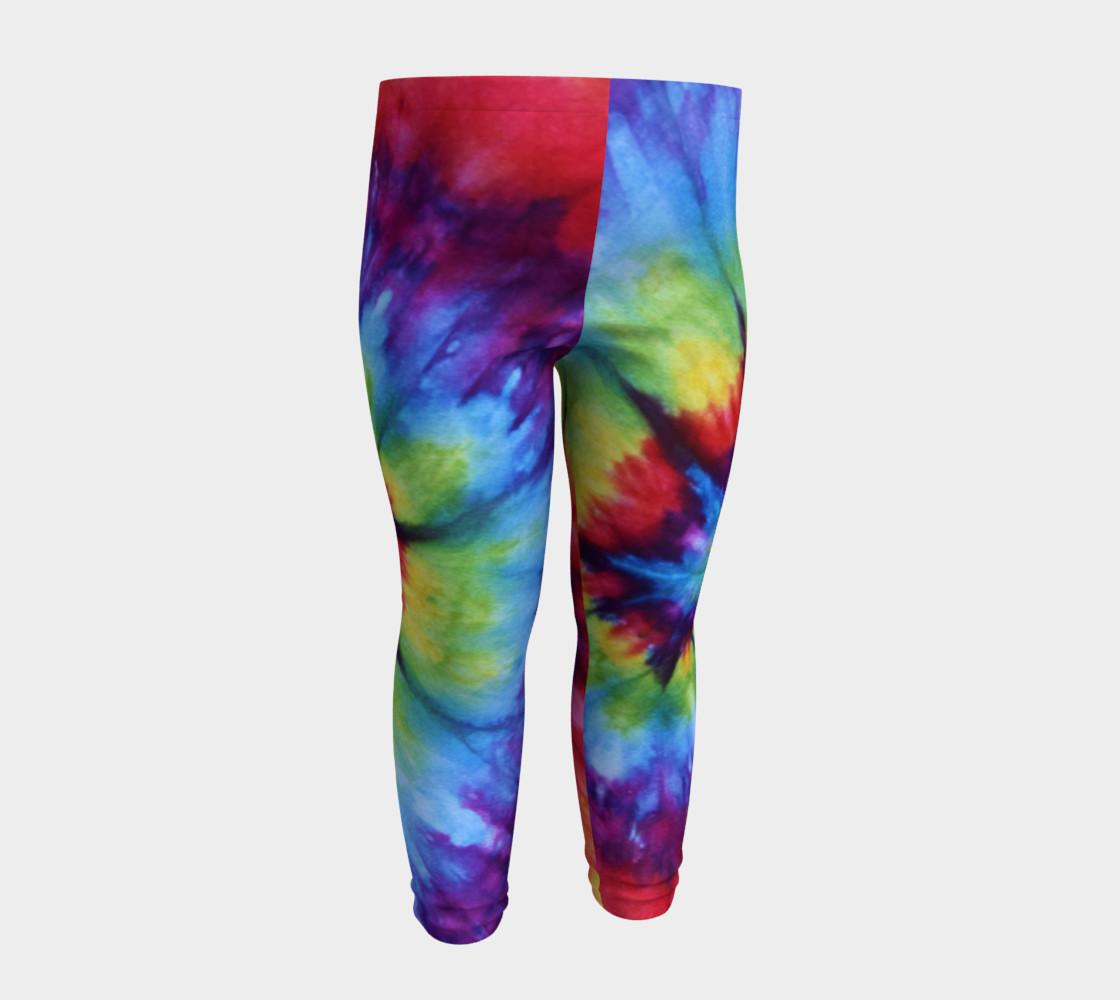Rainbow Baby Leggings preview #4