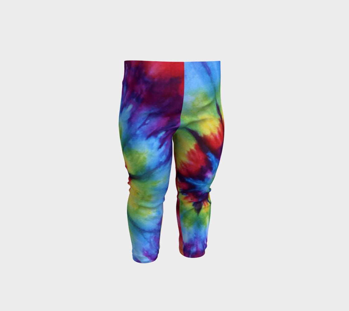 Rainbow Baby Leggings preview #1