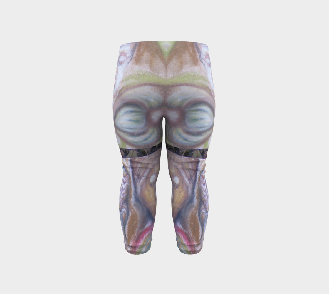 Goddess Mask Leggings preview #6