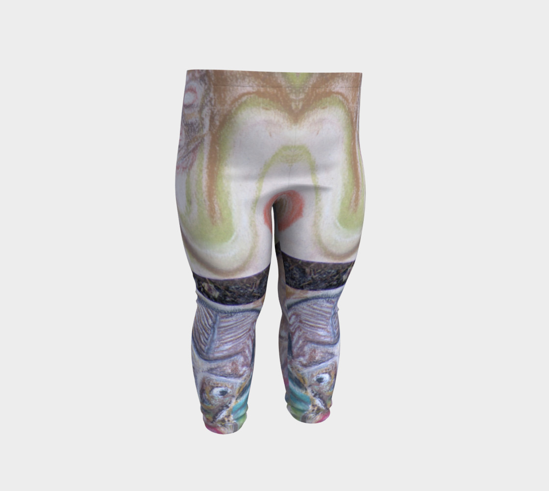 Aperçu de Goddess Mask Leggings #2