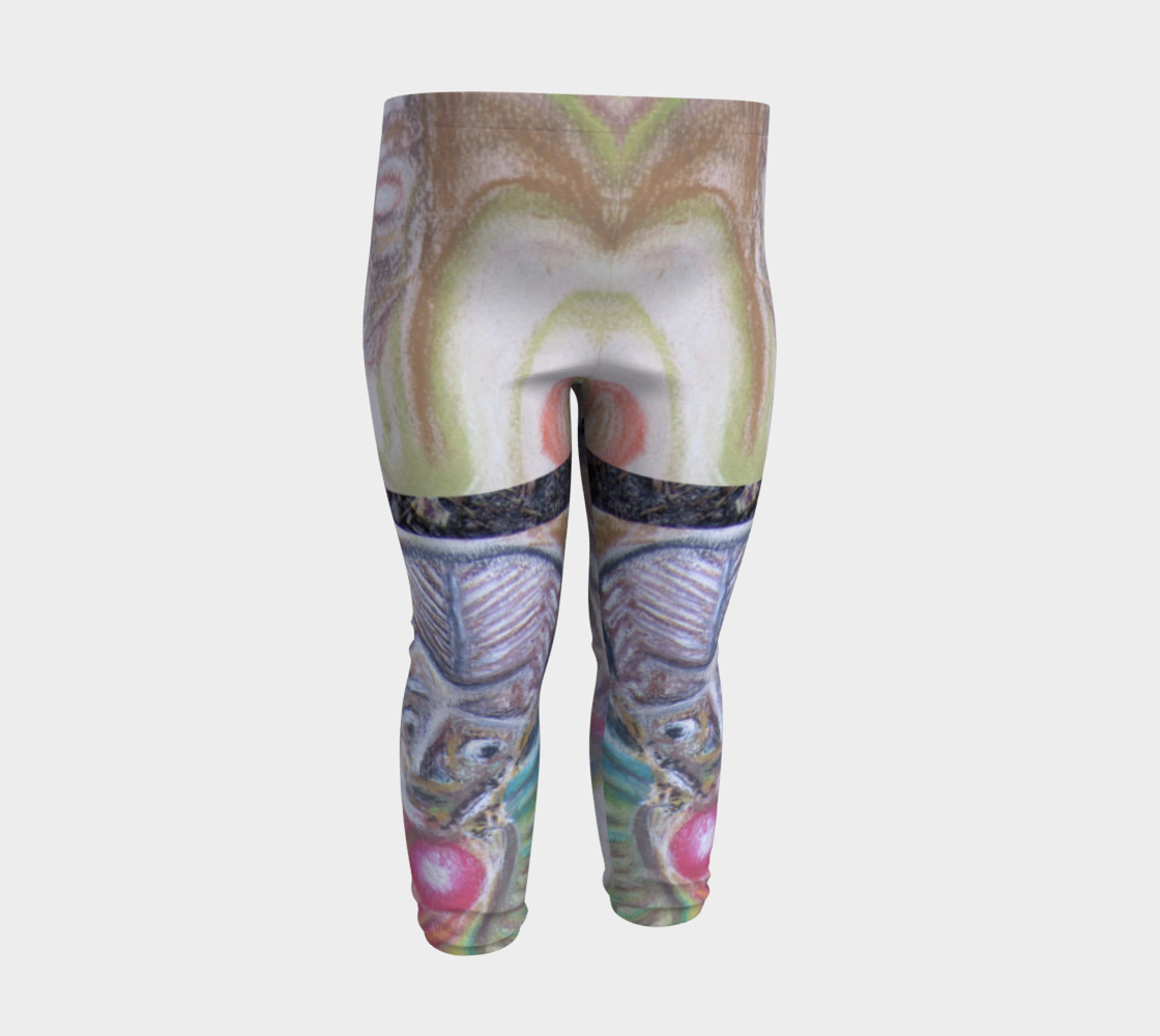 Aperçu de Goddess Mask Leggings #3