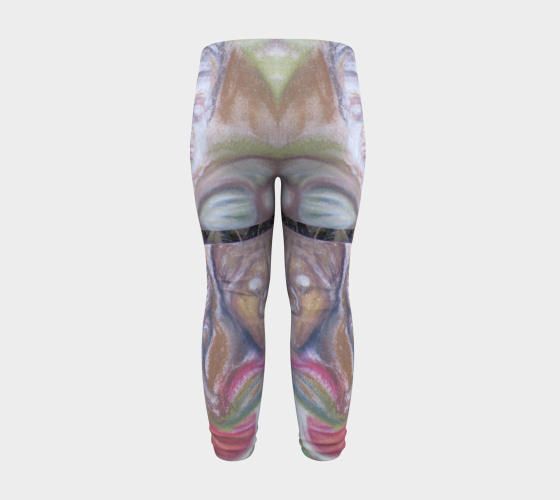 Aperçu de Goddess Mask Leggings #8