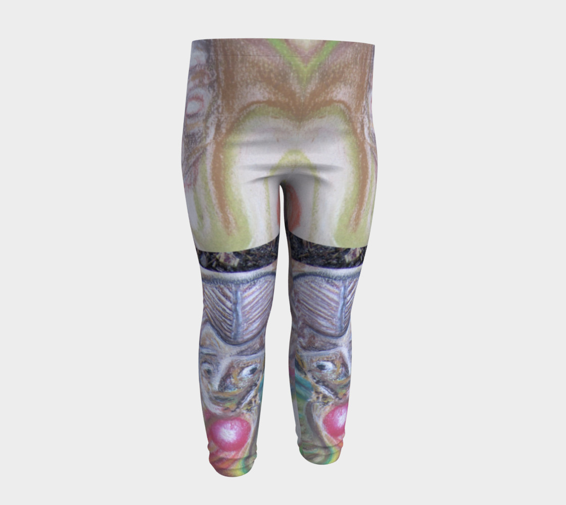 Aperçu de Goddess Mask Leggings #4