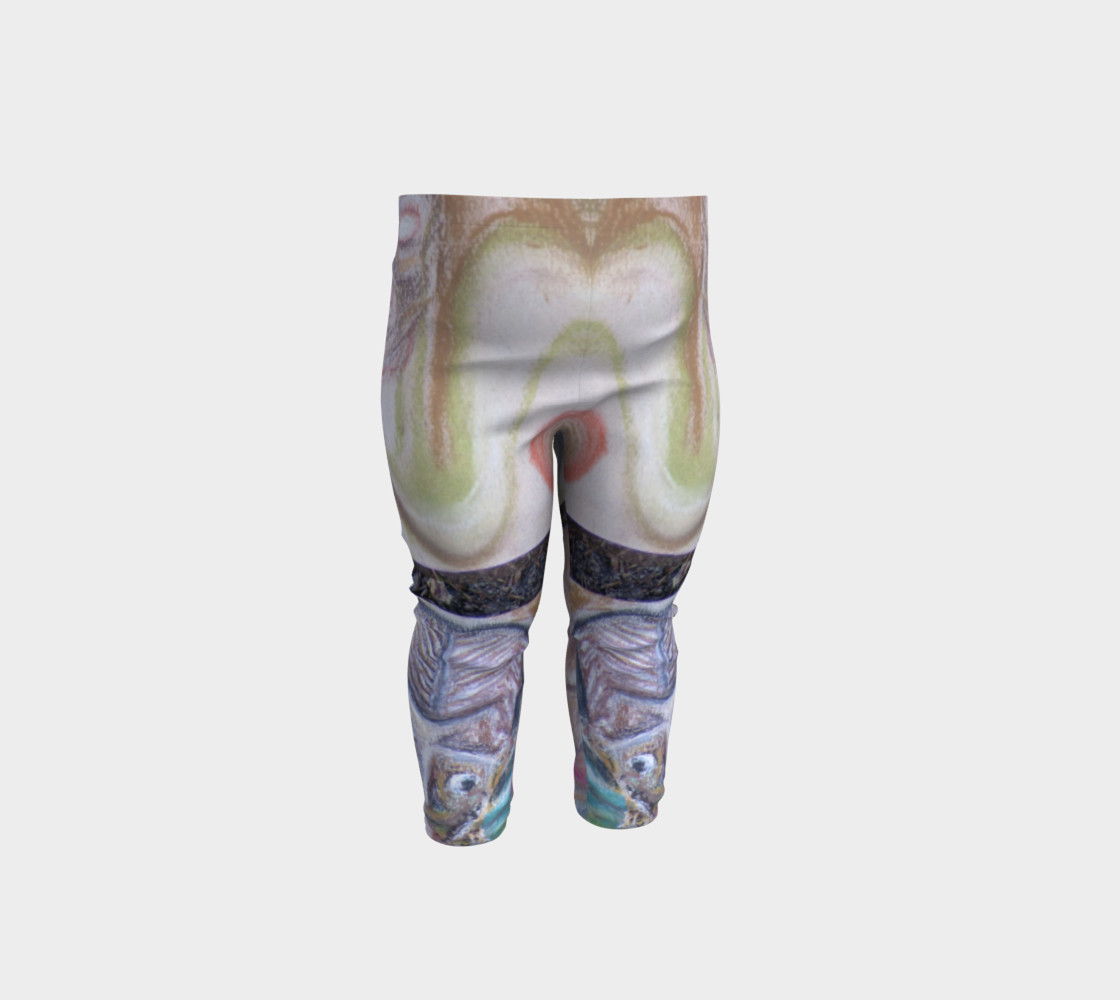Aperçu de Goddess Mask Leggings #1