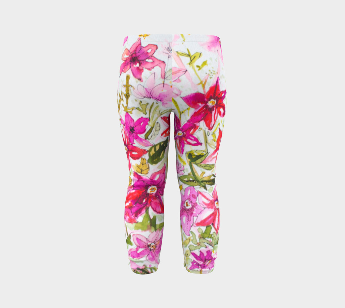 Baby leggings Pink Mademoiselle preview #7